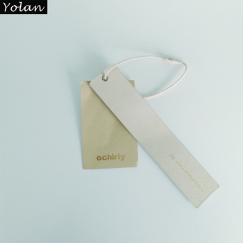 Hot sele high quality printing lables ,jewelry card ,peper tag for clothes