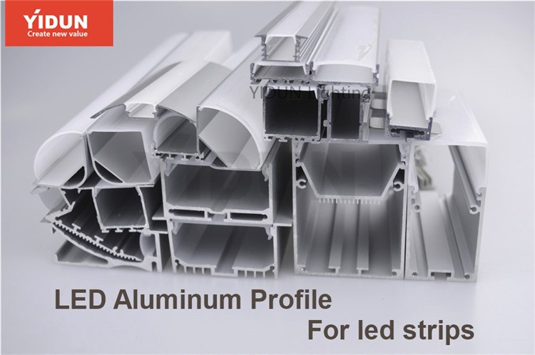 YIDUN Linkable Linear Light Fixtures For Hotel And Room Led Lighting