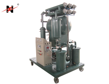 High Cost Performance Vacuum Transformer Oil Filter Machine, Dielectric Oil Purifying, Filtering System Model ZY-100(6000LPH)