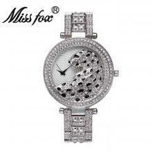Часы MISSFOX Tiger Wonder женские, кварцевые, водонепроницаемые, водонепроницаемые(Китай)