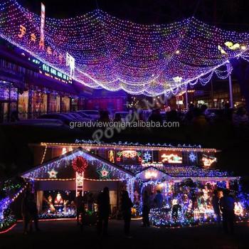 Multi Color Multifunction String Lights