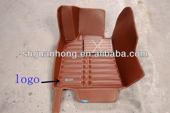 3d Interieur-accessoires Auto Fußmatten Mit Clips,3d Auto Fußmatten ...