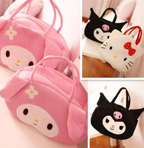candice guo! hot sale super cute plush toy Melody Devil shoulder bag handbag creative birthday gift 1pc