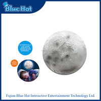 Wholesale latest led moon light ball for easy wall hanging