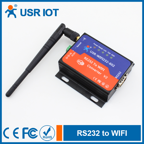 USR-WIFI232-602 V2 Serial RS232 to Wireless /Wifi Server Embedded Wifi Module with Router Function
