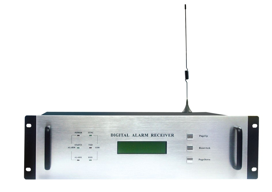 Central Monitoring Station : Wireless security alarm central monitoring station