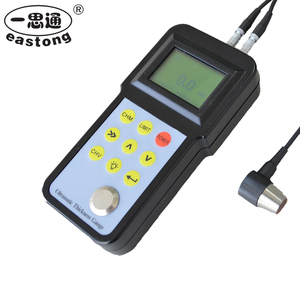 ETC-098 Digital High Precision Ultrasonic Thickness Gauge thickness measure tool