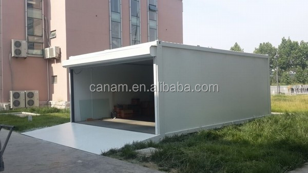 Professional design light steel structure car storage design