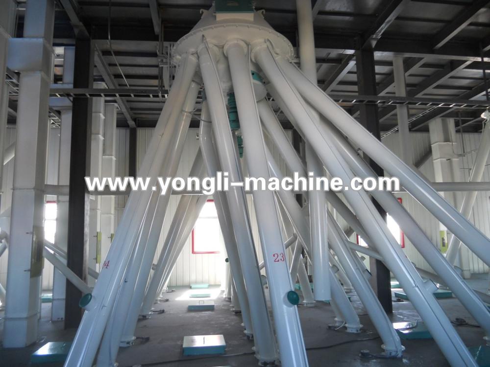 animal feed production process pdf
