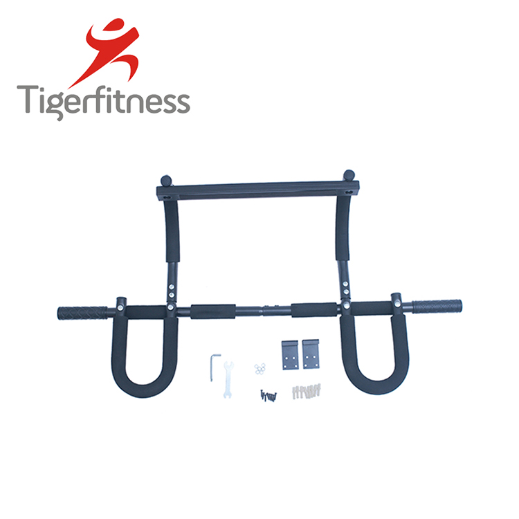 Amazon hot selling pull up bar/ab roller dual-purpose fitness producten