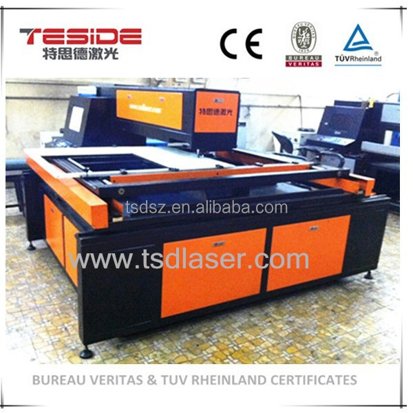 CO2 Laser Type and Laser Cutting Application 300 watt co2 laser cutting machine