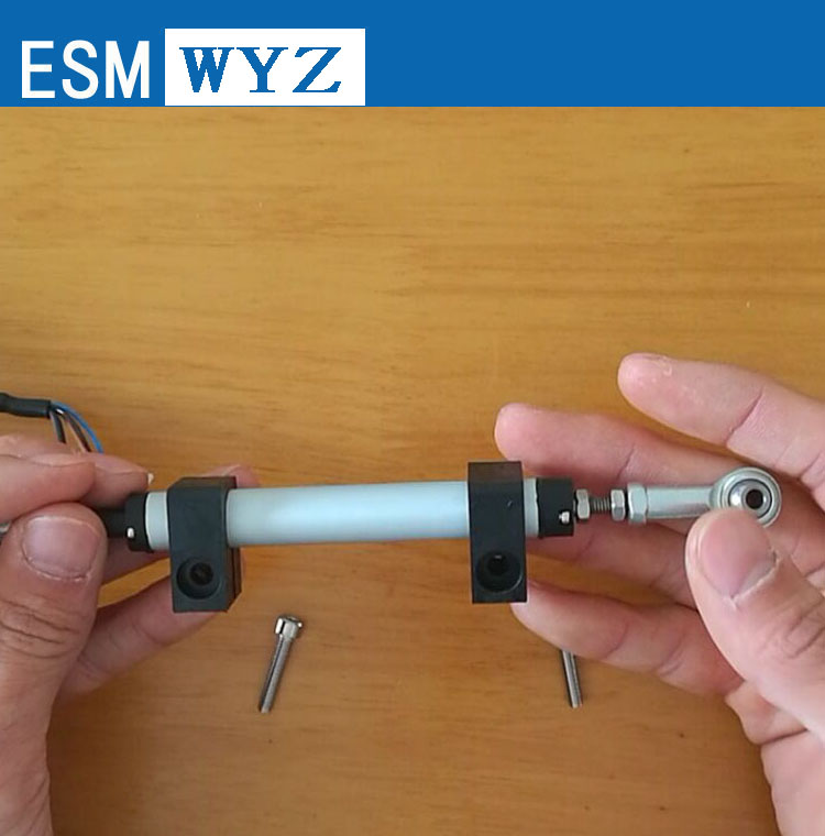 Wyz R 150mm Micro Rod Type Linear Position Trnansducer