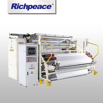 Richpeace Computerized Multi-naald Shuttle Quilten Machine