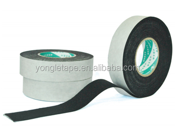 automotive self adhesive felt tape/felt tape for slap-up auto wire harness  use