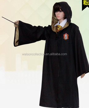 gryffindor hufflepuff cloak robe party fancy dress capes