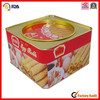 wholesale empty canned food rectangular tins