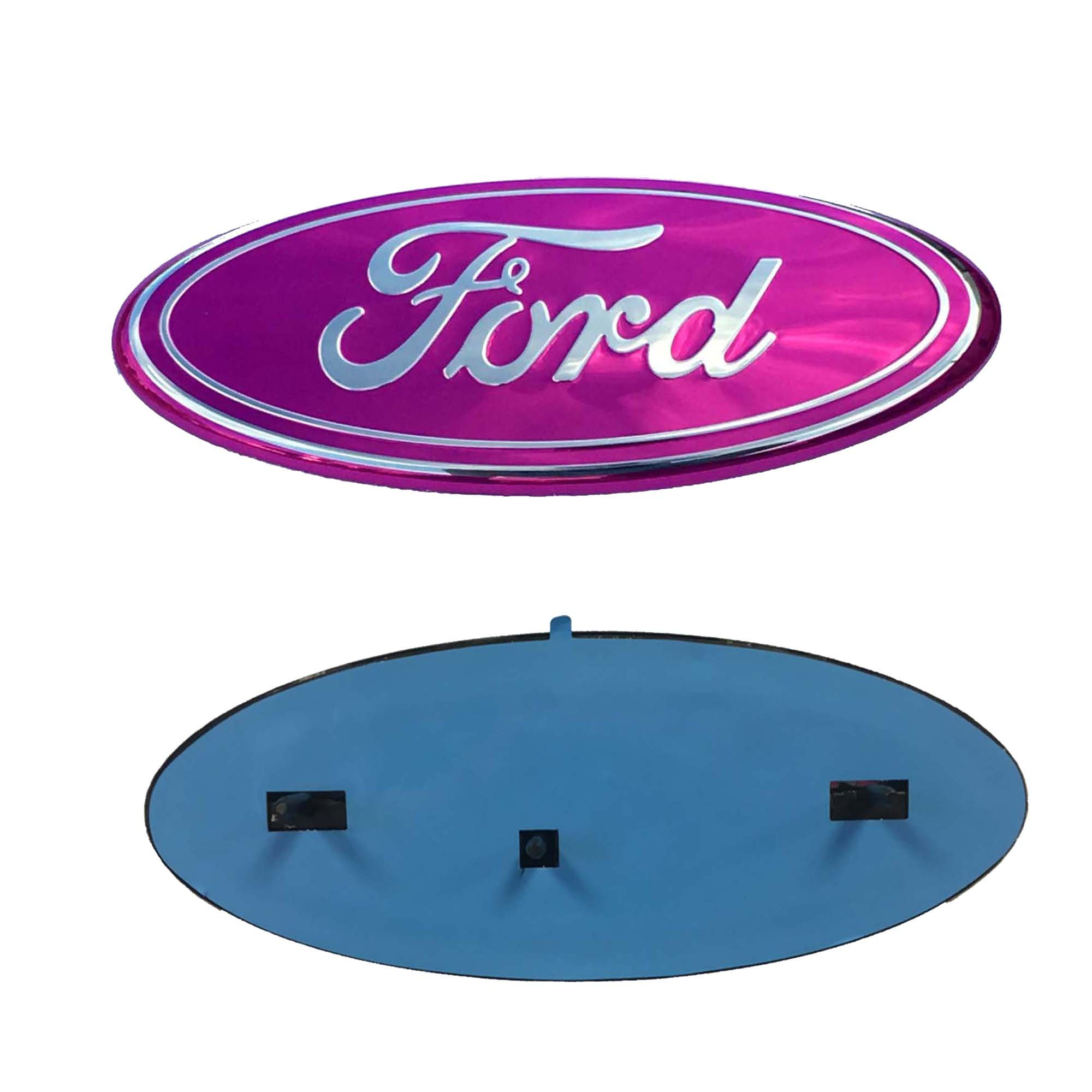 fit Ford F-350 King Ranch BADGE Rear Trunk Tailgate FRONT Fender Emblem Logo