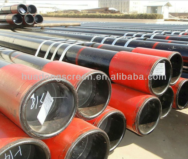 (manufacture) API P110 welding casing pipe