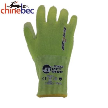 Cheap and hot sale 13g nitrile coated gloves