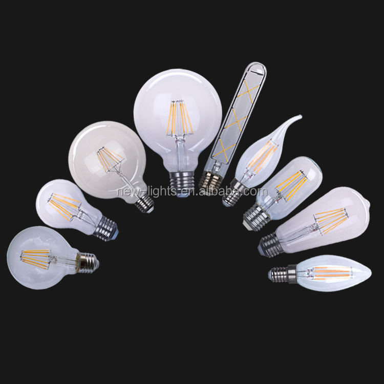 Dimmable LED Filament Bulb A60 4W LED Filament Bulb <strong>E27</strong>