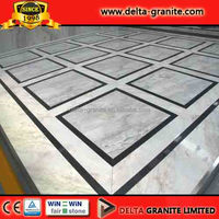 Quality beautiful Polished marble tiles with own quarry, chinese Polished marble tiles with timely delivery