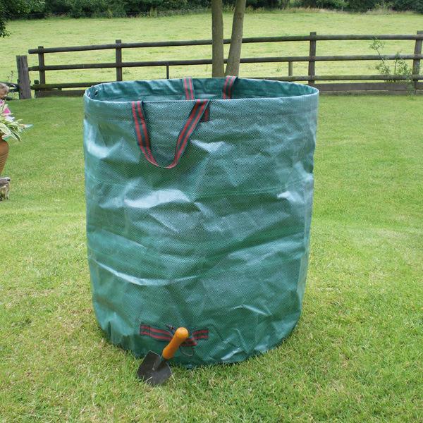garden bag. Pop-Up Bag,PE Garden Bag,collapsible Bag-PT20 Bag