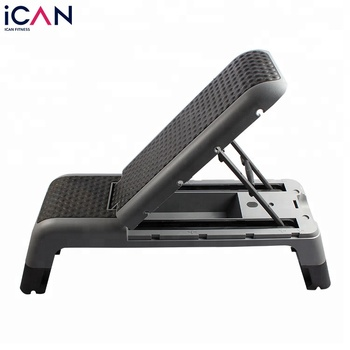 Allenamento Fitness Sit Up Bench Aerobica Regolabile Passo Panchina