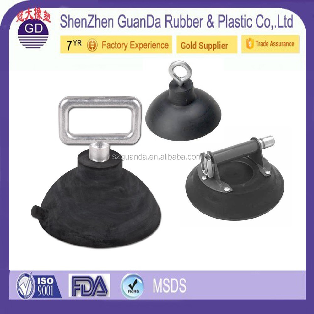 High quality OEM customized Heavy Duty locking Suction Cup for Big Screen Repair