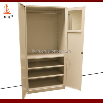 Elegant India Compact Design Large Dowry Furniture Clothes Closet For  Bedroom With Wardrobe Set