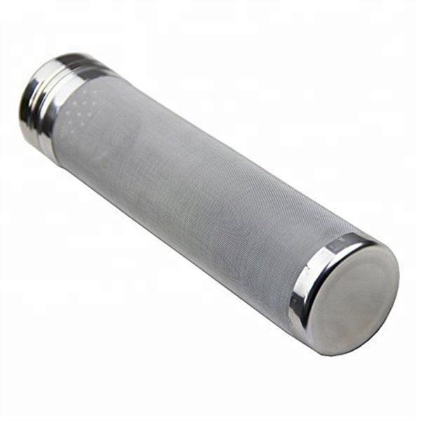 300 micron home brewing stainless steel corny keg dry hop filter