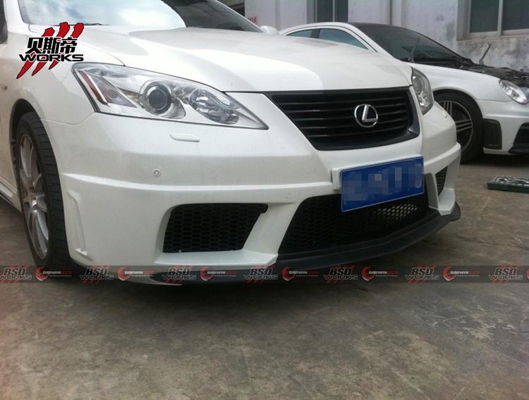 Body Kit For 07-12 Lexus Es300 / Es350 Body Parts Car Bumpers ...