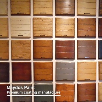 Maydos Oil Based High Concentration Teak Wood Stain for Wood Deco Paint
