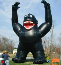 Giant Ape Inflatable,Advertising Inflatable Gorilla balloon