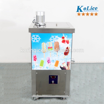 High quality manufacturer low price wholesale ice popsicle machine