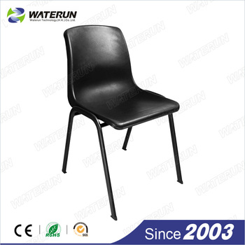 wt 122 esd skeleton chair pp seat carbon steel with chrome plating