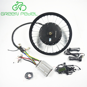 QS powerful electric bike brushless hub motor kit 3000w extra type