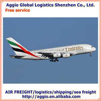 cheap air freight from china to worldwide for unfinished pine furniture kits