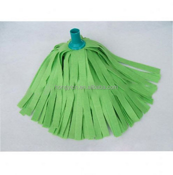 oem germany nonwoven mop headneedle pucnhed synthetic mop mop - Mop Head