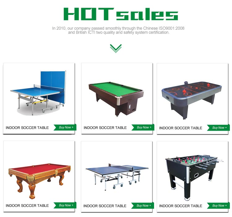Hot Selling MDF Professional Indoor Sport Table Soccer Board Game For Sale