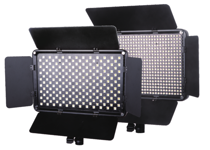 Viltrox VL-D640B High Brightness LED Light Portable Studio Light with HD LCD screen and wireless remote controller system
