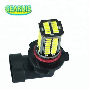 High lumen H8 H11 76 SMD 4014 LED 280MA H7 H4 HB3 9005 HB4 9006 H9 H10 Auto Car Fog lamp DRL Driving High Beam White 6000K