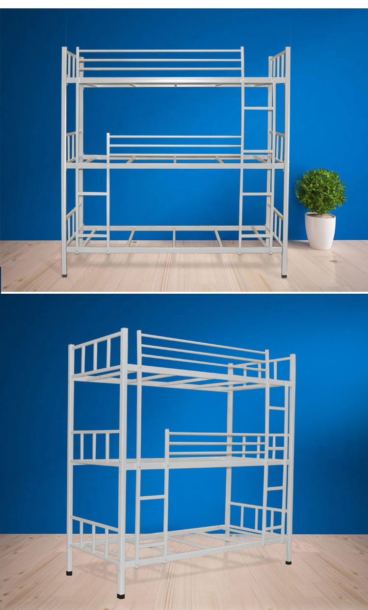 Lit Mezzanine Double Adulte triple lits superposés vente lit mezzanine adulte - buy lits superposés  triples,lit double en acier,lits en acier inoxydable product on alibaba