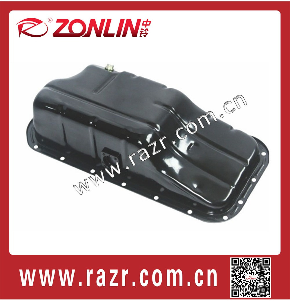 Zl-to1025 Car Auto Parts Lower Steel Engine Oil Pan For Toyota 1rz ...