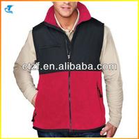 2014 Men's Heavyweight Fleece Custom-Fit Vest