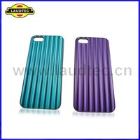 2012 New Arrival Metal Aluminum Case for Apple iphone 5,Hard Cover Case---Laudtec