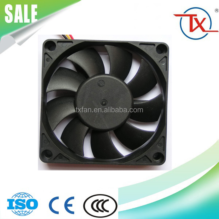 Waterproof DC IP65 Fan 5V 12V 24V Computer power motor fan 60mm