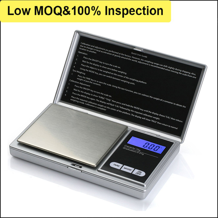 Sensitive Precision Gold Jewellery Weighing Scales