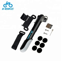 INBIKE Draagbare Road Mountainbike Pomp Mini Hand Fietsen Air <span class=keywords><strong>Fietspomp</strong></span>