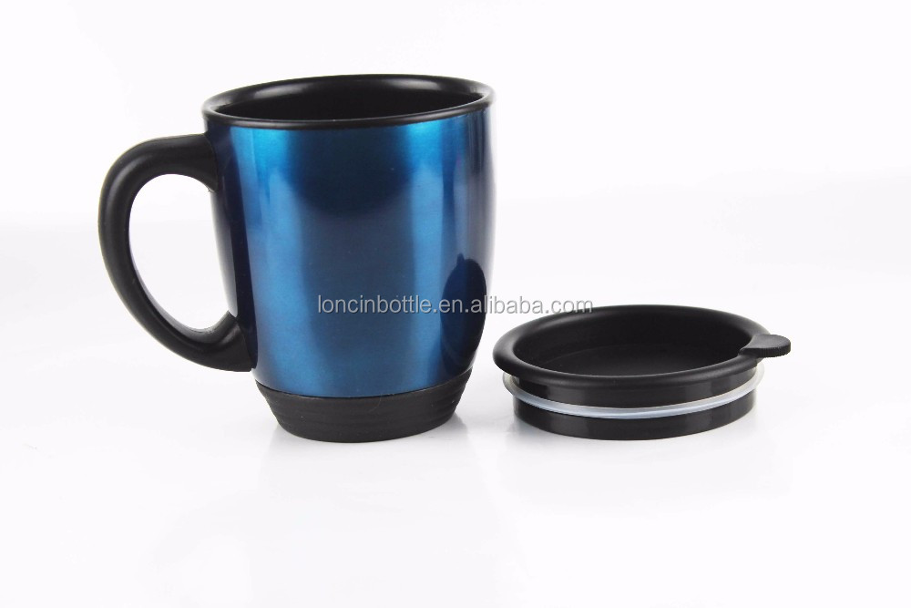Hot Selling Plastic Travel Thermal Coffee Cup Mug With