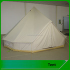 Family Tent Outdoor High Quality Luxury Outdoor Canvas Cotton Family Tent
